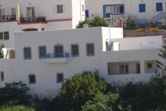 Front view of the premises