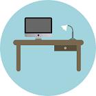 Desktop for laptop